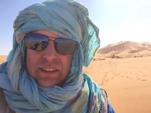 Fasching in der Wüste