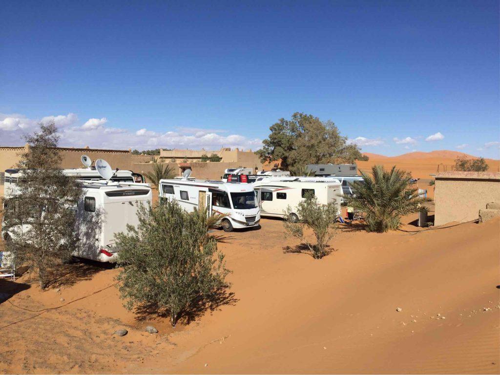 Sahara Womplatz