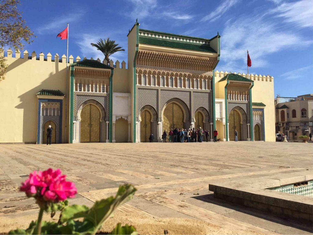 Fes Königspalast