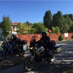 Motorradfahrer FuJ