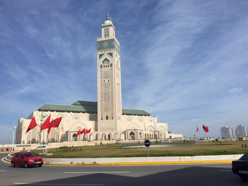 Moschee in Casablanka
